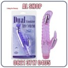 Vibrator Dual Stimulator Curve Seduction