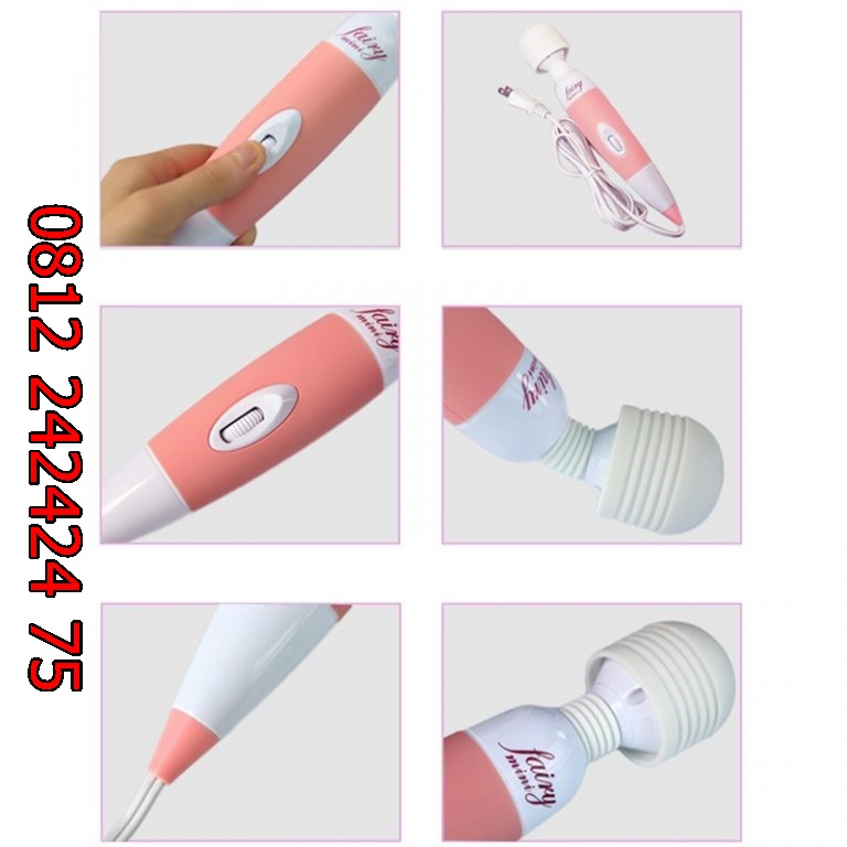 Vibrator Vagina Fairy Mini Massager