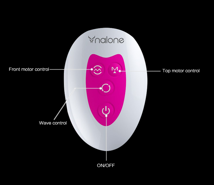 Alat Sextoys Wanita Nalone Wave Rabit